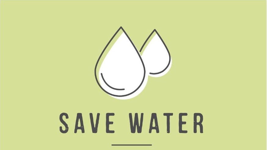 Save Water Tenfold