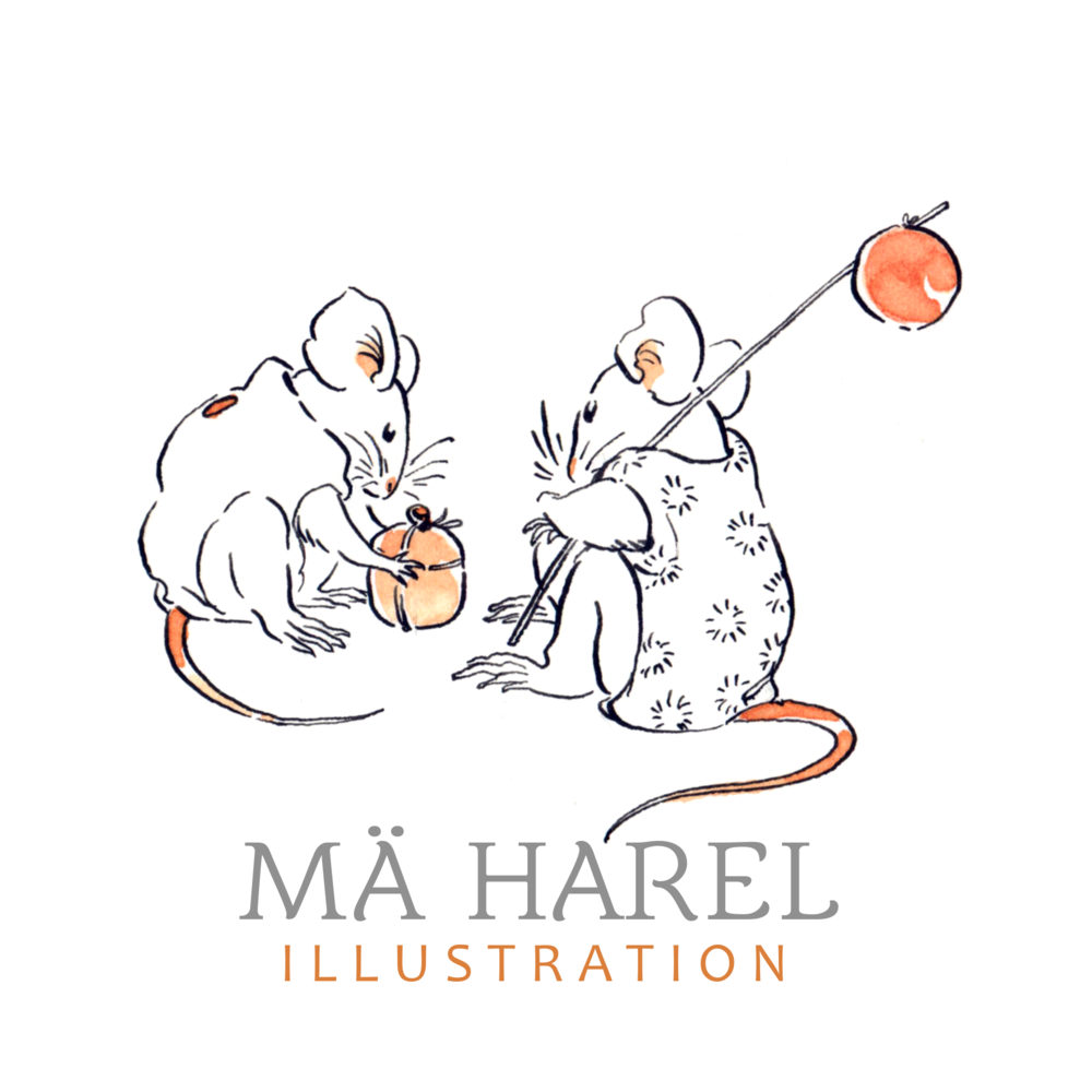 MÄ HAREL Illustration