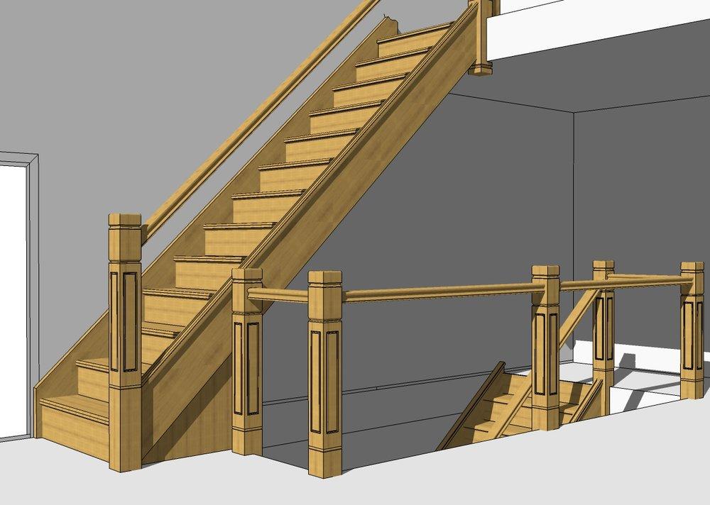ZH 1st - 2nd Floor Banister Arrangement.jpg