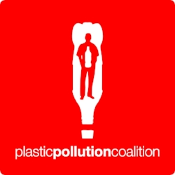 We are also members of the  Plastic Pollution Coalition , whose mission is to stop plastic pollution and its toxic impact on humans, animals, and the environment.