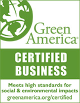 Khala Cloths are made from all organic and natural ingredients and are certified by Green America
