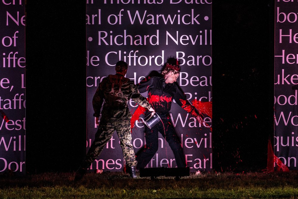 Richard III Photo by Erik Pearson