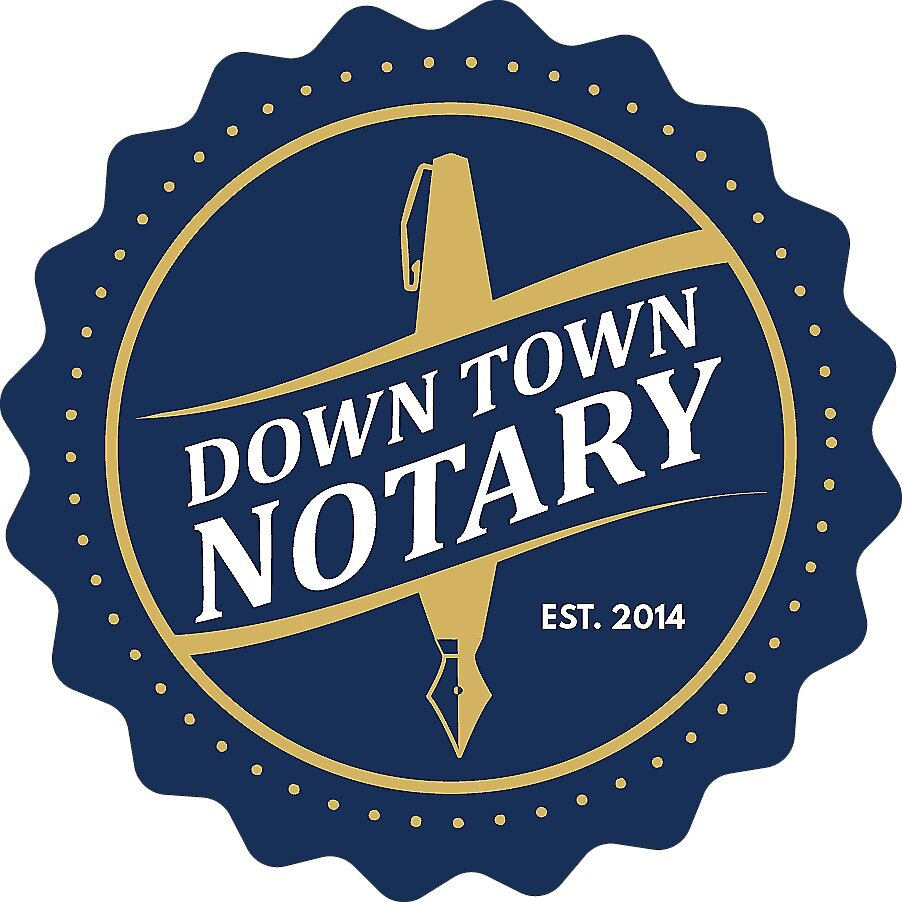Downtown Notary