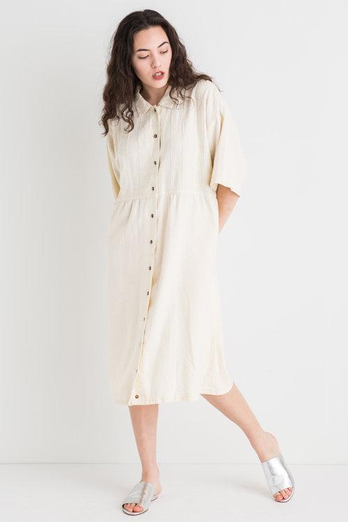 8aa693d5eb 90s Oversized Button Down Dress XL. 2017 02 12 Vintage PDP Sarah 0099.jpg