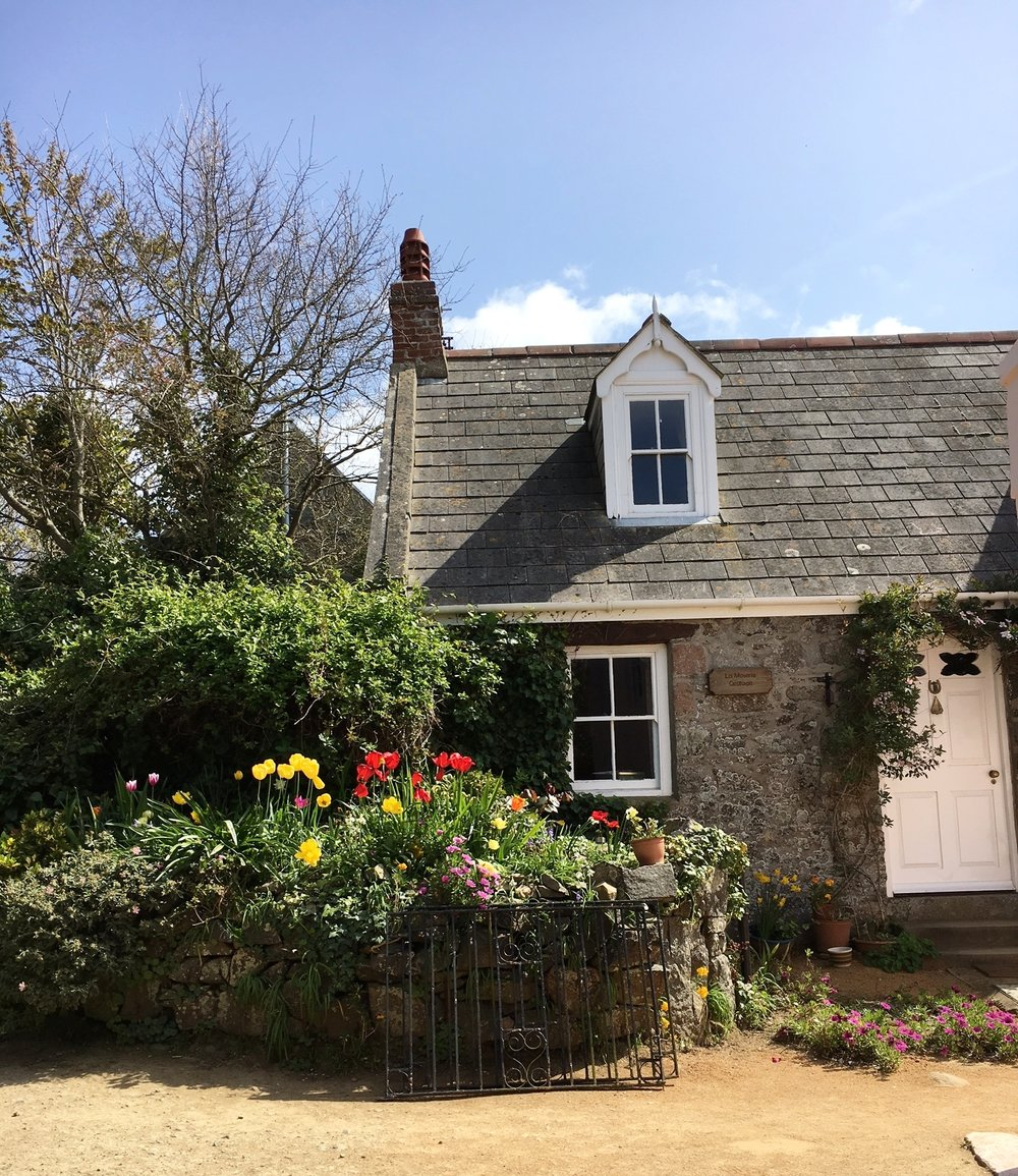 house in Sark