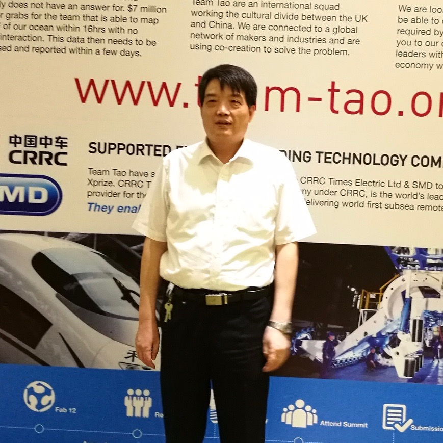 Duochang He   Team Advisor  Deputy Chief Engineer  Zhuzhou CRRC Times Electric Co. Ltd.   China