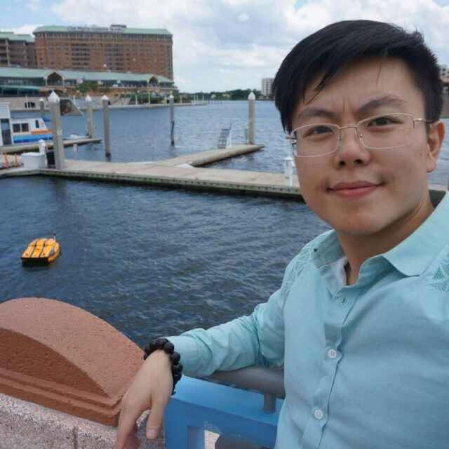 Jason Zhang Team Member Yunzhou Tech Ltd.  China