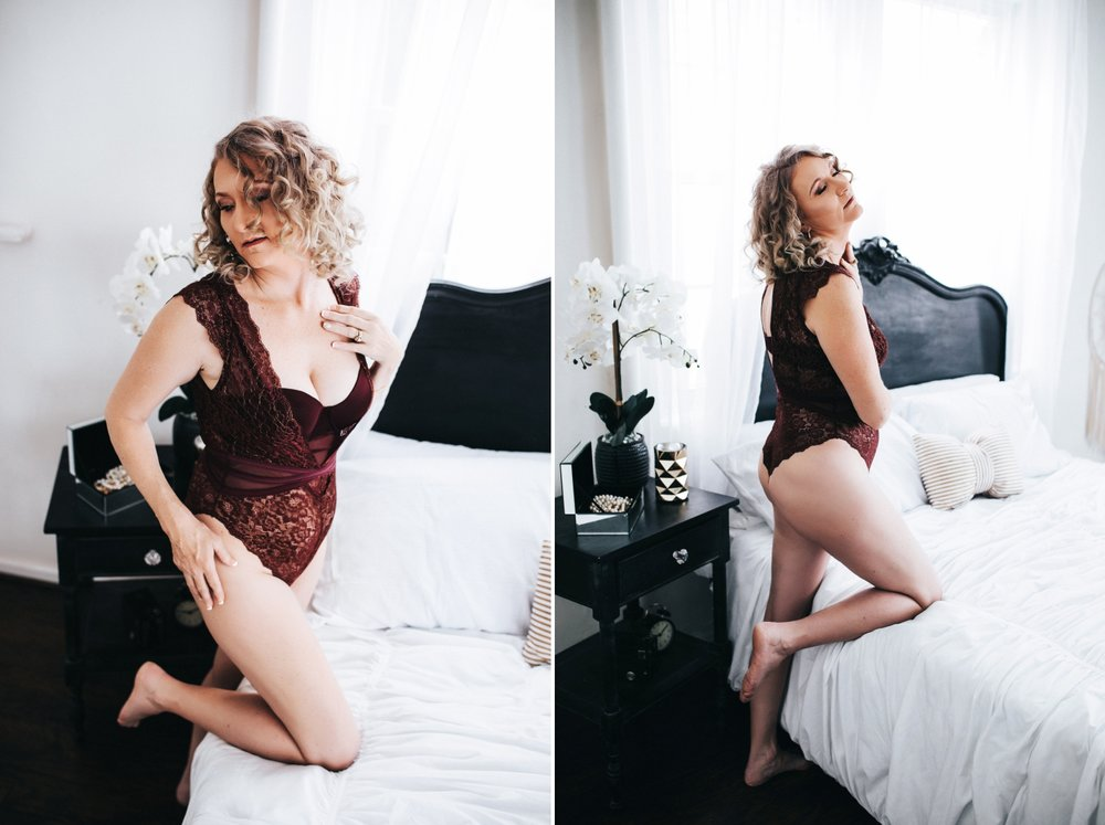 Jacksonville Boudoir Photography || Rebel Boudoir