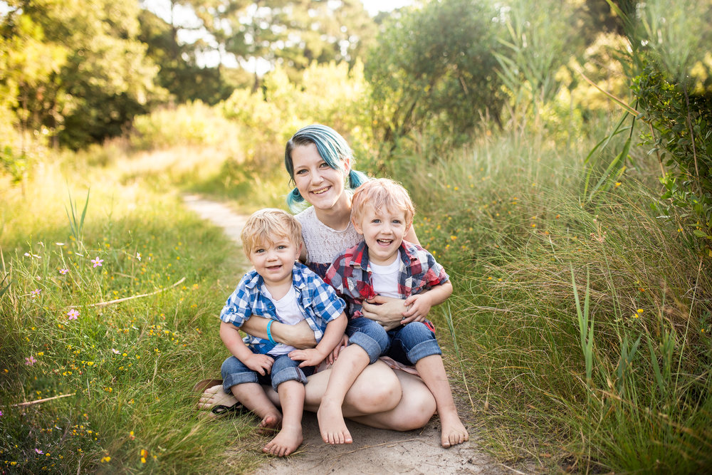 - The Craziest thing I ever did was become a mom:Giving life to and raising my boys has been nothing short of a roller coaster ride every single day. Could you believe I wanted girls!?