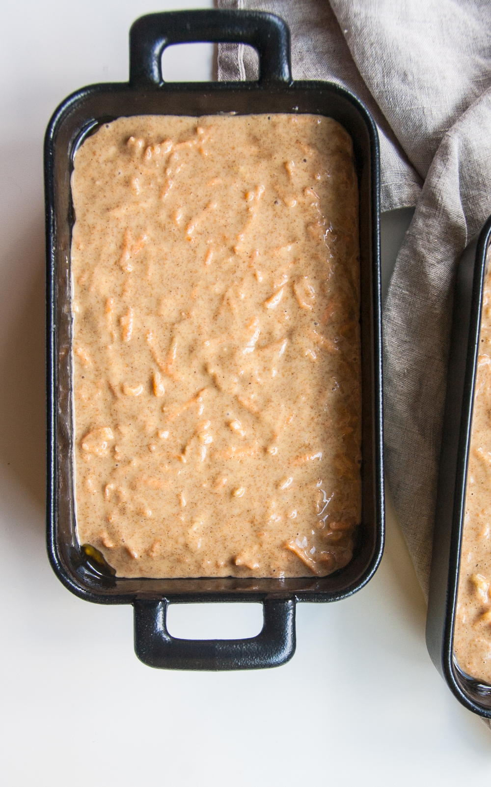 healthy carrot cake - an everyday alternative to traditional carrot cake