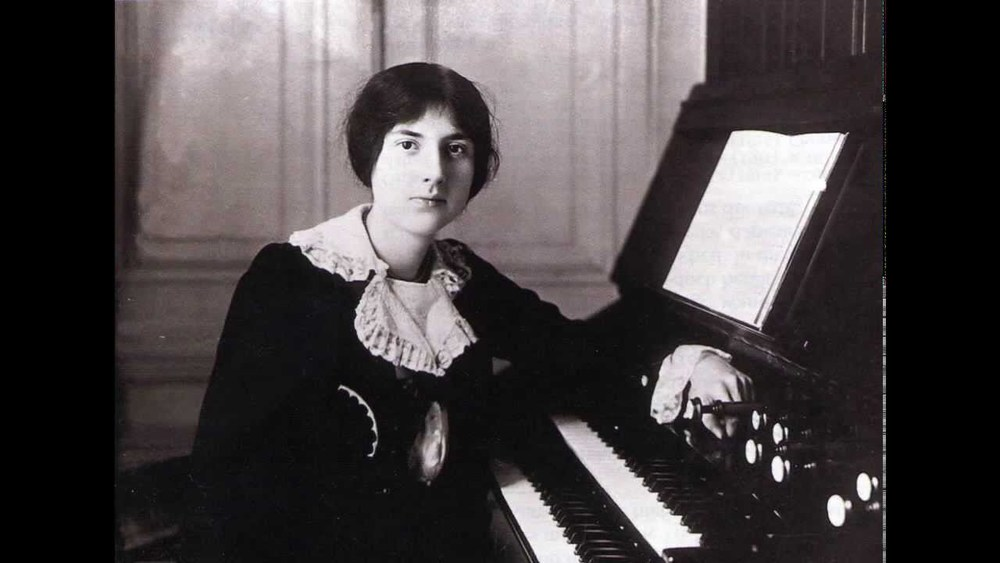 Lilli Boulanger ca. 1905