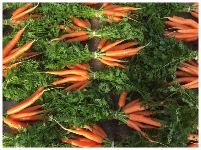 Napoli carrots.
