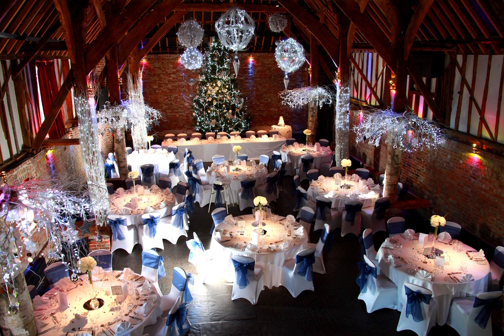 Christmas wedding from 2011 theme