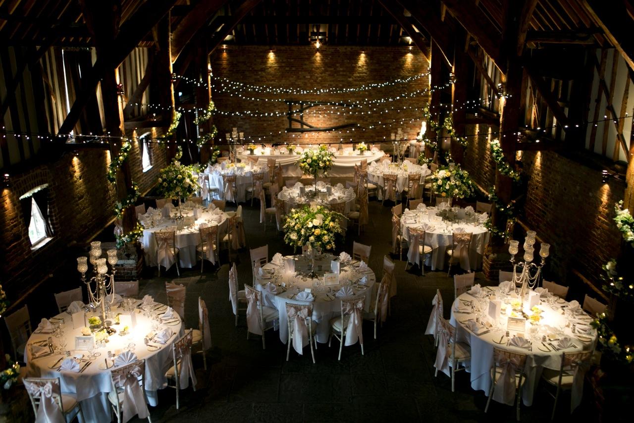 main wedding barn - barn wedding kent