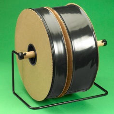 4 mil black opaque polyethylene tubing to make custom size bags