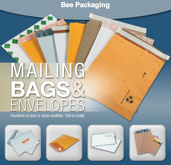 Mailing Bags And Padded Envelopes