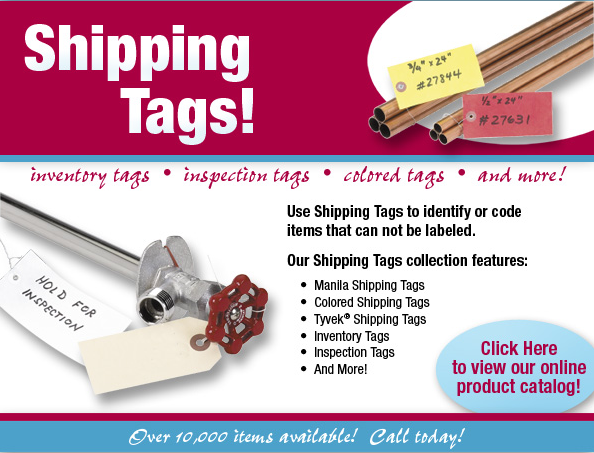 Shipping Tags