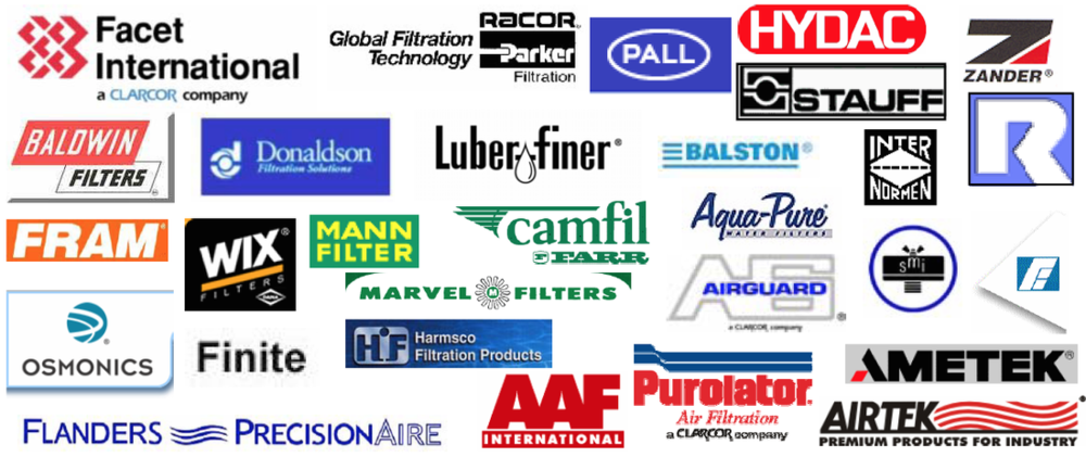 Filters for all Industrial Applications