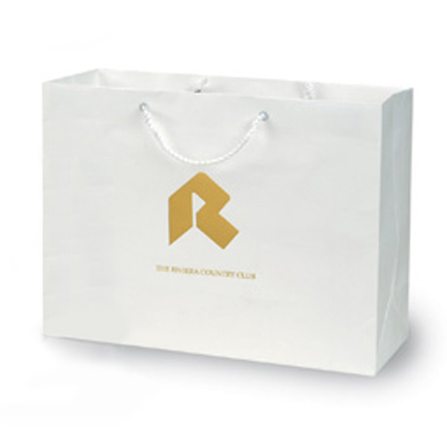 Paper shopping bags, Euro totes, paper carry out bags, merchandise bags