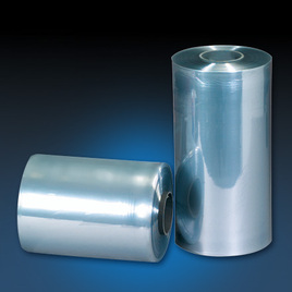 Click to order PVC Heat Shrink Wrapping Film Roll Stock Wrap