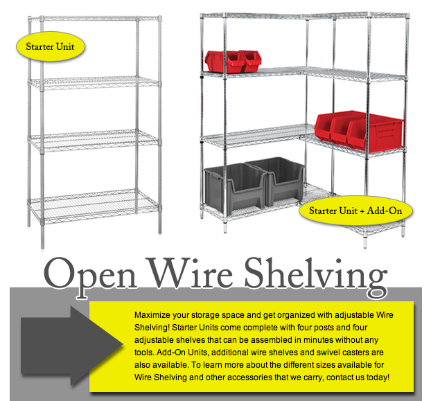 Warehouse storage with racks and shelving from BEE Packaging