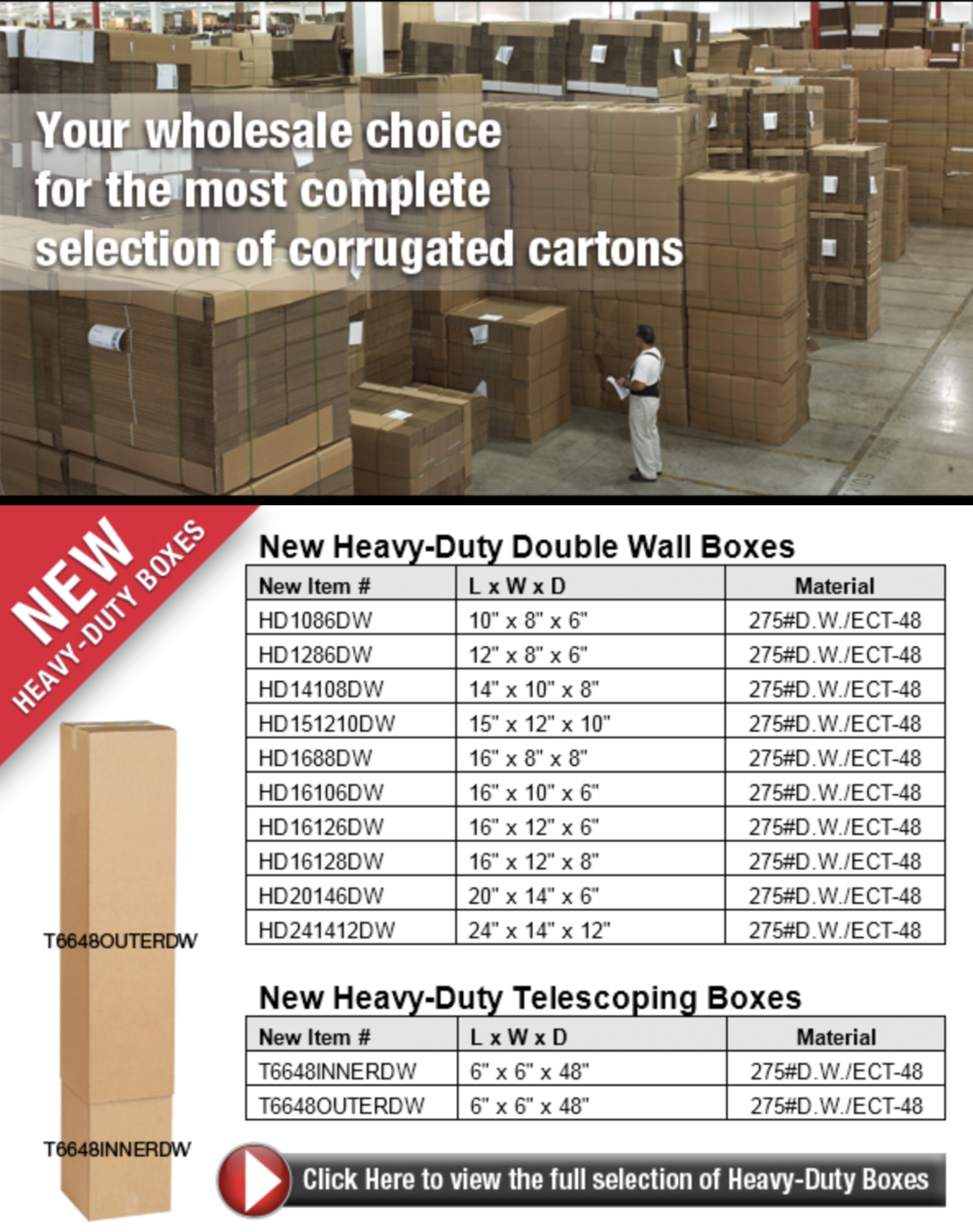 Brown kraft cardboard corrugated containers boxes that are heavy duty for more weight stronger to last