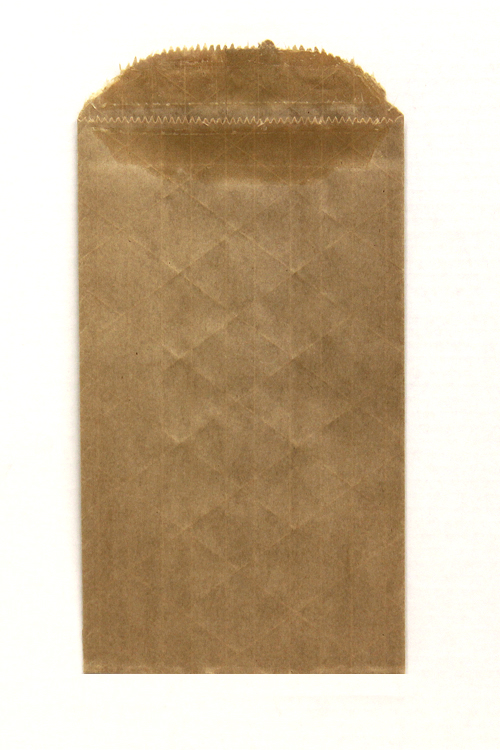 Reinforced brown paper parts bags
