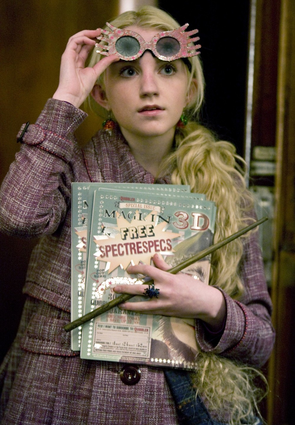 Actress (Harry Potter)