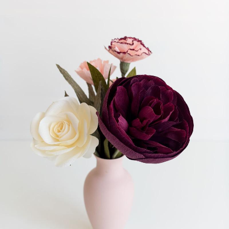 PaperRoseCo Perennial Update Munstead Rose Bundle