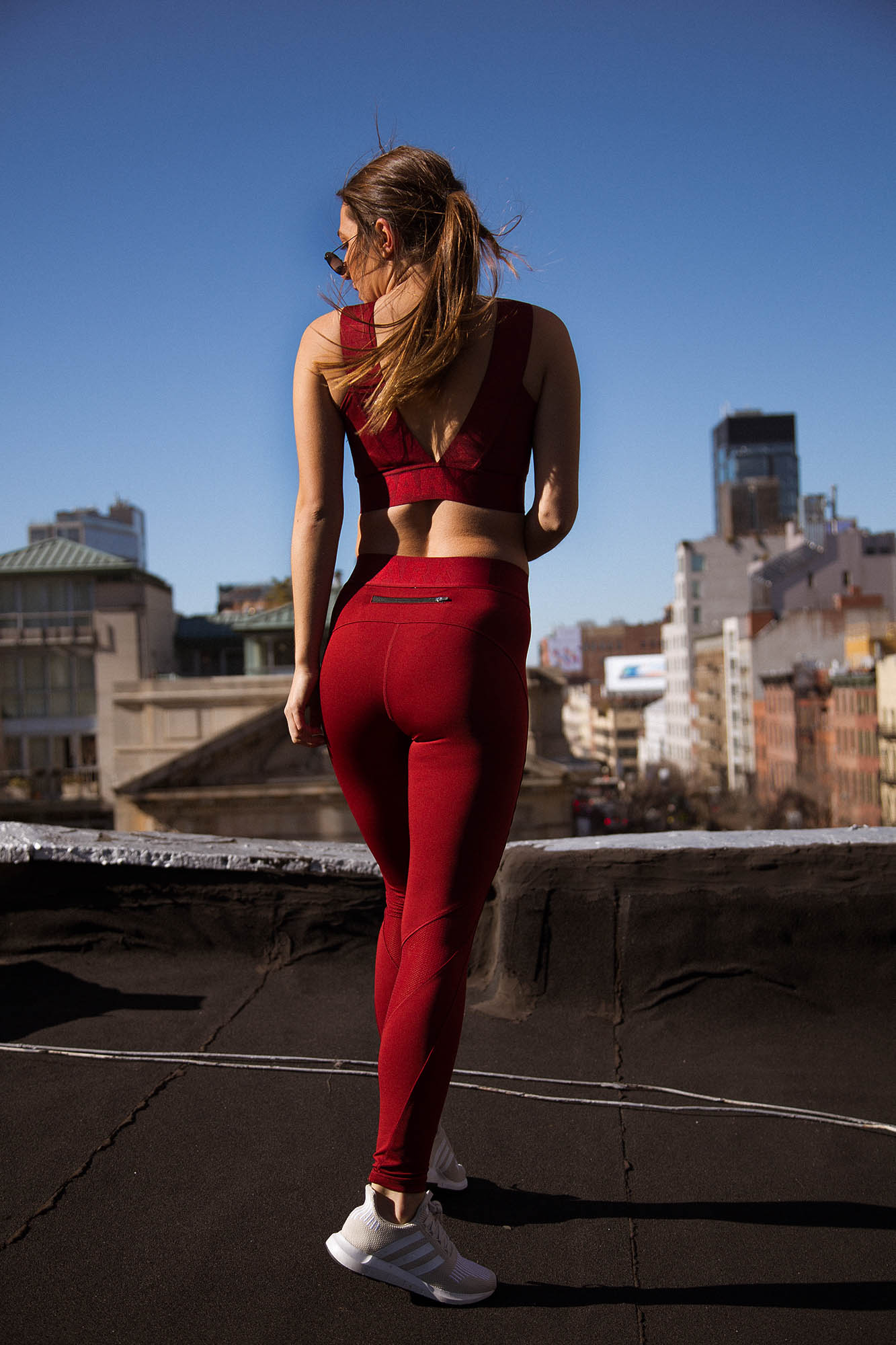 c94900bf1a2a6 IVY PARK - PINTUCK LEGGING — The Athleisurely Life