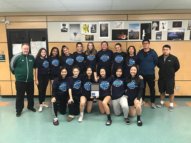 Congrats to the #vantech grade 10 girls who finished 5th at provincials this weekend!  #vantechathletics #theyplayedlikegiants #eventhoughtheywereprettyshort #sideout #volleyball