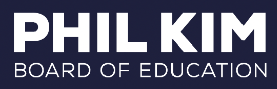 Phil Kim For School Board
