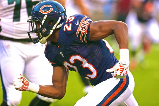 Rookie corner Kyle Fuller is making a name for himself in Chicago.