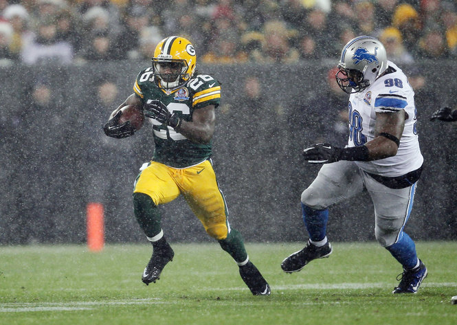 lions packers harris