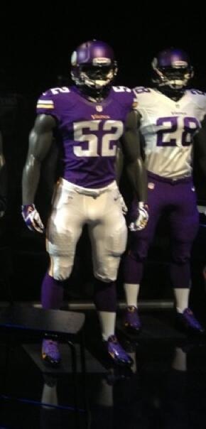 vikings unis