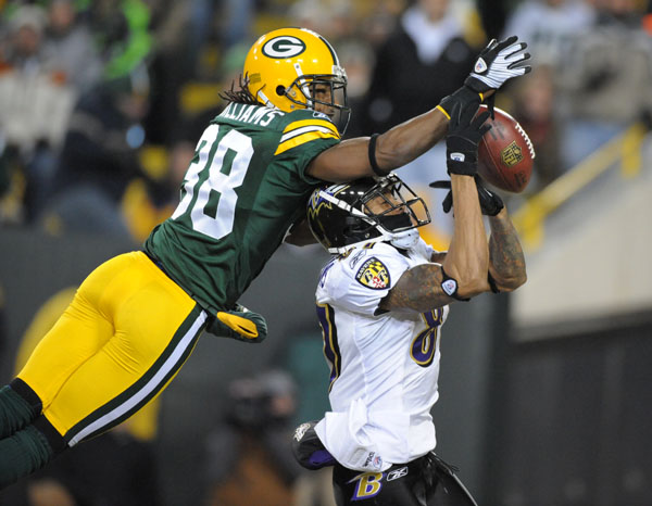 packers ravens 2009