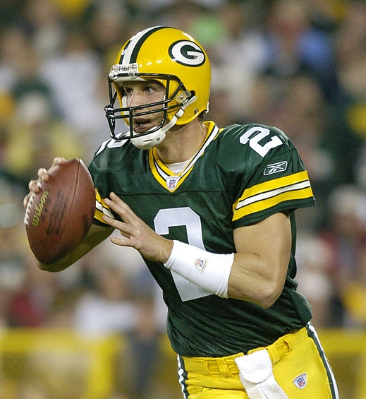 Tim Couch was 2-of-11 for 18 yards during his first Packers preseason contest.
