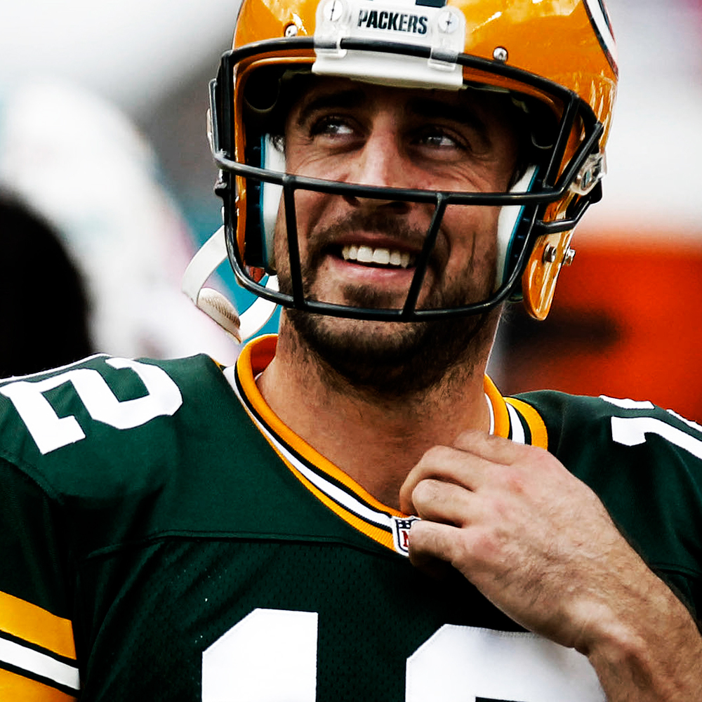 Aaron Rodgers is 32 years old. Since 1997, the winning quarterback in the Super Bowl has only been over the age of 33 five times.