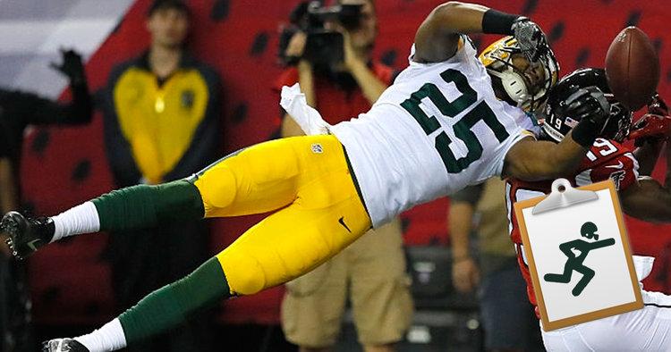 huge discount 3f6ea 1e5df Packers 2016 Recap: S Marwin Evans