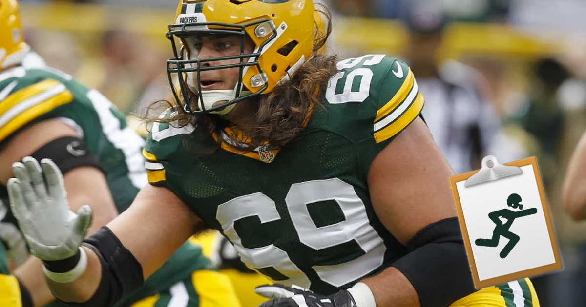 Packers 2016 Recap  LT David Bakhtiari 11e673430