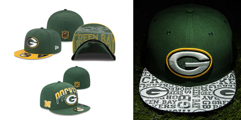 Packers 2018 NFL Draft Hat  Love it or Shove it  2649daac00e