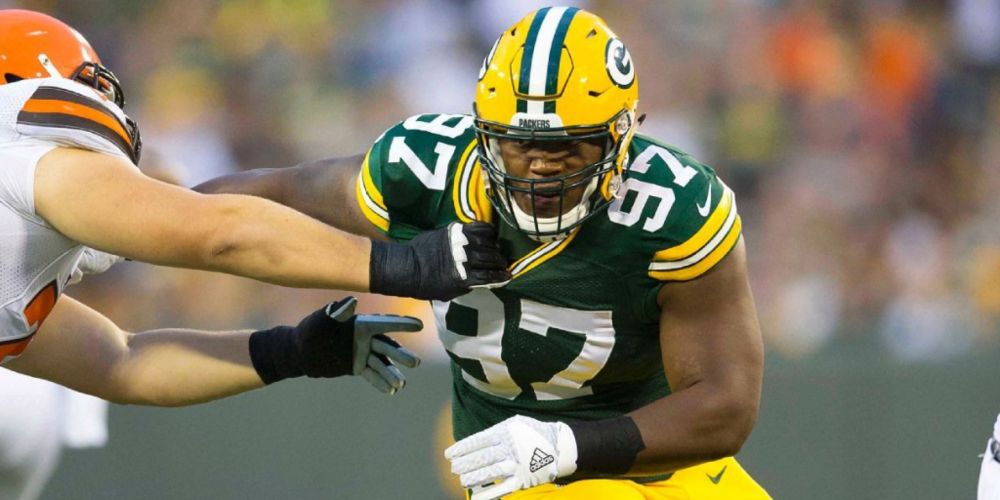 Kenny Clark has gotten a consistent push for the Packers, but he's been an exception in the pass rush.