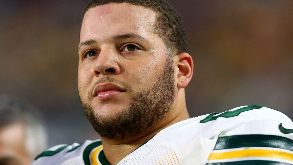 Lane Taylor stepped in after the Packers surprisingly released Josh Sitton and stabilized the offensive line.