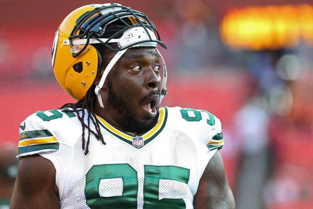 Defensive lineman  Ricky Jean Francois  signed with the Packers prior to the 2017 season, but ultimately wound up playing in Super Bowl LII with the Patriots.
