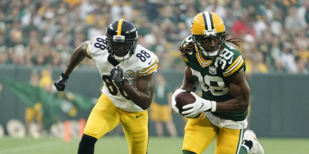 Tramon Williams has been a stabilizing influence in the secondary during his second Green Bay stint.
