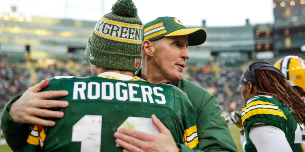 Joe Philbin's existing relationship with Aaron Rodgers and the rest of the team may give him a leg up.