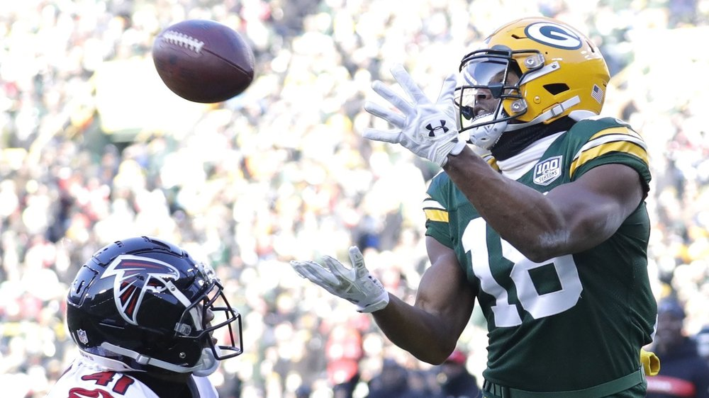 Packers wide receiver Randall Cobb will be a free agent after the 2018 season.