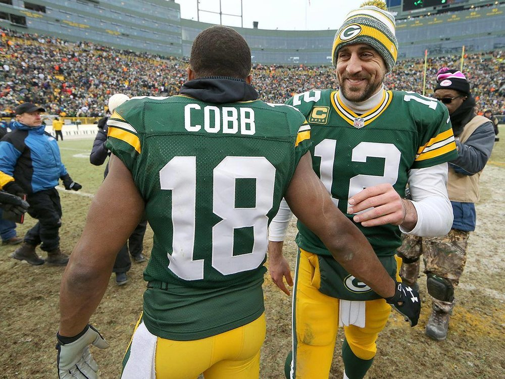 """""""Is he the target Rodgers needs? I don't know anymore."""" - Jon Meerdink on Randall Cobb"""