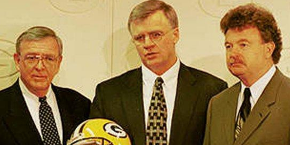 Excitement ran high in Green Bay after Mike Sherman's interview with the Packers.