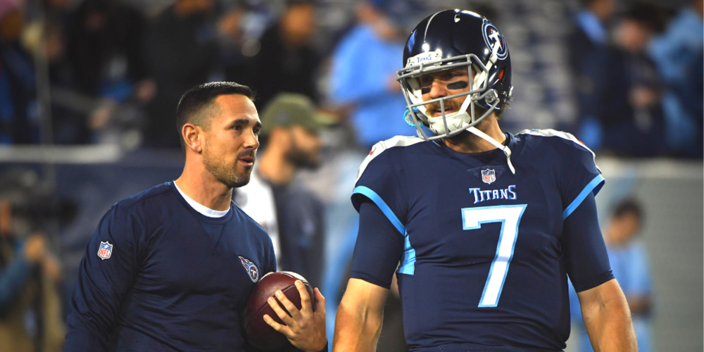 Matt Lafleur didn't achieve stellar results in Tennessee, but he was hardly working with blue chip talent either.
